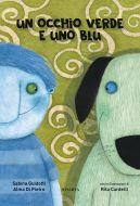 Un occhio verde e uno blu