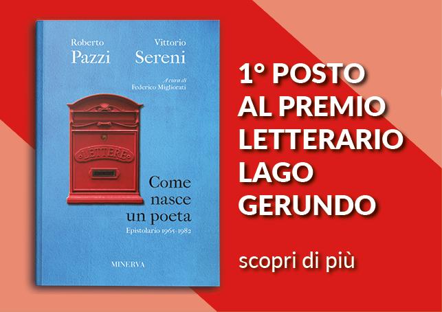 Come nasce un poeta – 1° posto Premio letterario Lago Gerundo